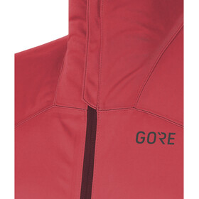 GORE WEAR C3 Gore Windstopper Jas Dames roze